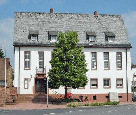 Stadtbüro Dornheim Sprechstunde fällt aus