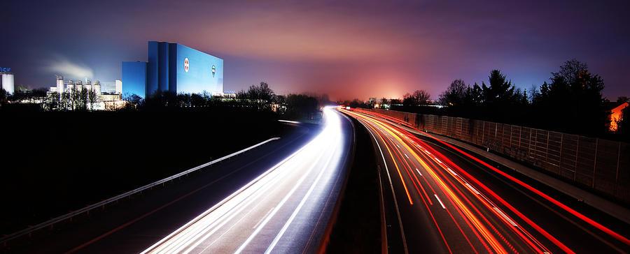 Wick an Autobahn