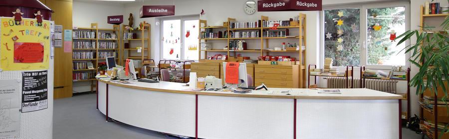 Bücherei Empfan