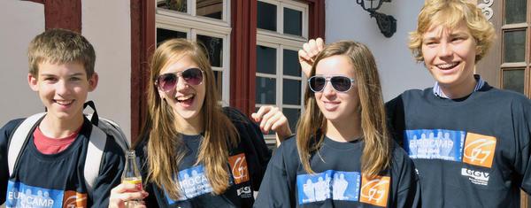 Städtepartnerschaft_Jugendcamp 2015