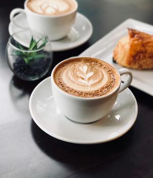 Kaffee-Tafel