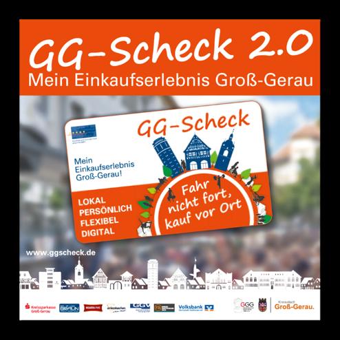 GG-Scheck Gutscheinkarte