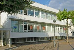 Außenansicht der Stadtmuseums Groß-Gerau