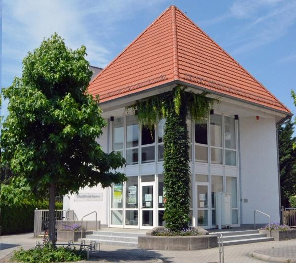 Gebäude Stadtbücherei