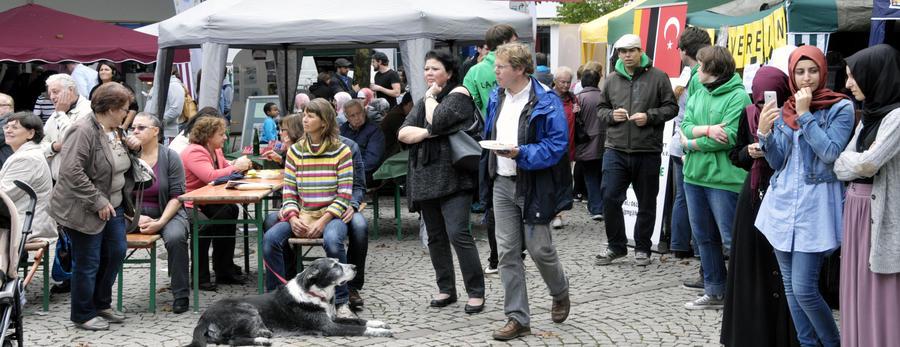 Interkulturell Eröffnungsfest Titel